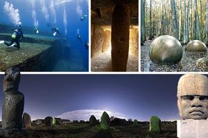 Μυστηριώδη προϊστορικά μνημεία από όλο τον κόσμο