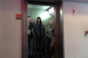 Το ασανσέρ του Star Wars