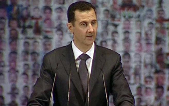 Άσαντ: Η χημική επίθεση στο Χαν Σεϊχούν είναι 100% κατασκευασμένη