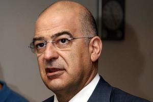 Με τους έλληνες επιχειρηματίες στη Σερβία συναντήθηκε ο Ν. Δένδιας