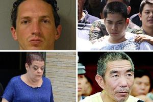 Δέκα παράφρονες δολοφόνοι της εποχής μας