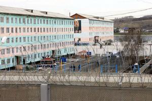 Φωτογραφίες από φυλακή υψίστης ασφαλείας στη Σιβηρία