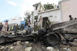 Επίθεση στο προεδρικό μέγαρο της Σομαλίας