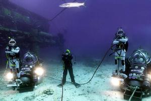 Ο εγγονός του Cousteau θα ζήσει 31 ημέρες στο βυθό
