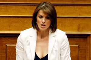 Θα ψηφίσει Πρόεδρο της Δημοκρατίας η Κατερίνα Μάρκου