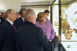 Την επιστροφή λαφύρων πολέμου ζητά η Γερμανία από τη Ρωσία