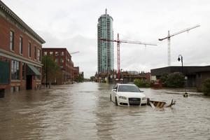 Πλημμύρες σαρώνουν τον Καναδά