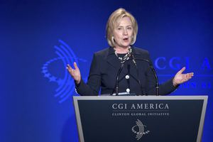 Γυναίκα στην προεδρία των ΗΠΑ επιθυμεί η Κλίντον