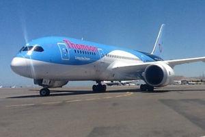 Προσγειώθηκε στο «Νίκος Καζαντζάκης» το Boeing 787 Dreamliner