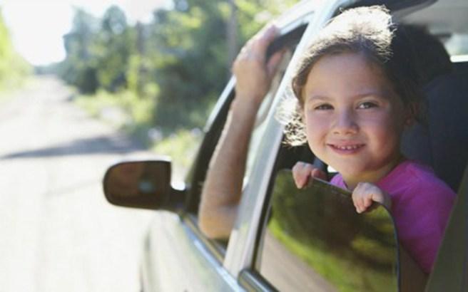 Ταξιδεύοντας μαζί με τα παιδιά...