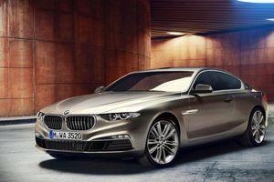Η BMW ετοιμάζει την coupe Σειρά 8