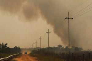 Συγγνώμη για την αιθαλομίχλη από τον ινδονήσιο πρόεδρο