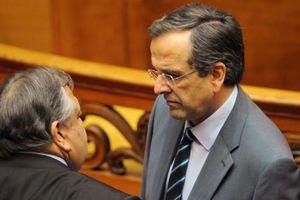 «Σε κίνδυνο η κυβερνητική πλειοψηφία στην Ελλάδα»