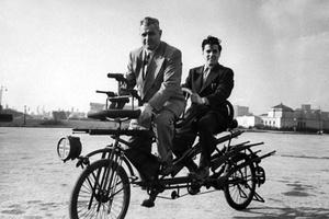 Ματιές σε ρετρό ποδήλατα που δεν μοιάζουν με τα άλλα