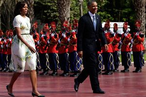 Στην Αφρική ο Ομπάμα