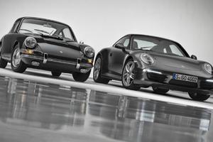 Τα 50 χρόνια της εμβληματικής Porsche 911