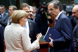 Υπέρ των συνεργιών της ΕΕ με το ΝΑΤΟ ο Σαμαράς