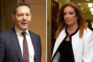 Συνάντηση Στουρνάρα - Γεννηματά για τις ελληνικές τράπεζες