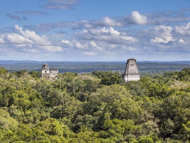 """Η """"χαμένη Ατλαντίδα """"των Μάγιας...Οι πυραμίδες Παλενκέ στο Μεξικό!(photo)"""
