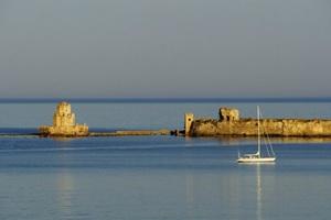 Βόλτα στα κάστρα της Μεθώνης και της Κορώνης