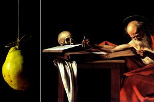 Η ζωγραφική αποθέωση του μαύρου