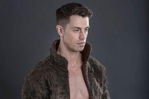 Παλτό φτιαγμένο από αντρική τρίχα