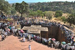 Η «Νέα Ιερουσαλήμ» της Αιθιοπίας