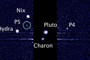 Η ελληνική μυθολογία «βάφτισε» δύο φεγγάρια του Πλούτωνα
