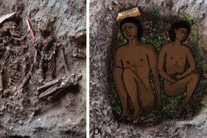 Πανάρχαια συνήθεια η χρήση λουλουδιών σε τάφους