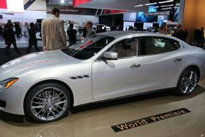Το 2016 η διθέσια μικρή Maserati
