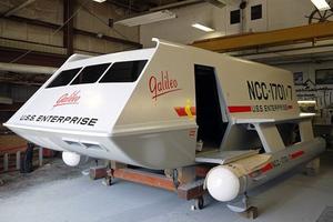 Έτοιμο για το επόμενο ταξίδι το θρυλικό «Galileo»
