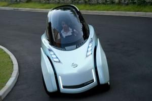 Ηλεκτρικό μοντέλο με ευελιξία μοτοσυκλέτας από τη Nissan