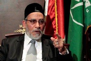 Ισόβια για τον ηγέτη της Μουσουλμανικής Αδελφότητας