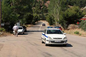 Άγνωστος πυροβόλησε το αστυνομικό τμήμα Λεωνιδίου