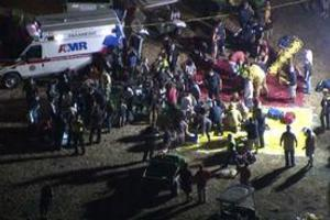 Τραυματίες από πυροτεχνήματα στην Καλιφόρνια
