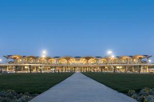Το φαντασμαγορικό νέο terminal στο αεροδρόμιο του Αμμάν