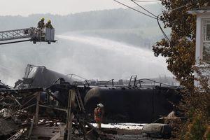 Υπό έλεγχο η μεγάλη φωτιά στο Κεμπέκ