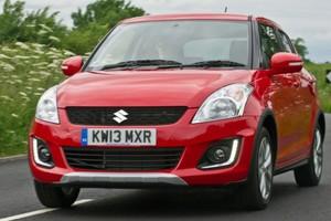Ανακαλούνται 115 οχήματα Suzuki Swift kai Splash