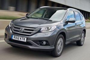 Μαζική ανάκληση μοντέλων Honda