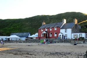 Παμπ στην Ουαλία στα καλύτερα beach bar στον κόσμο