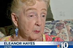 Άνδρας απείλησε να βιάσει 77χρονη