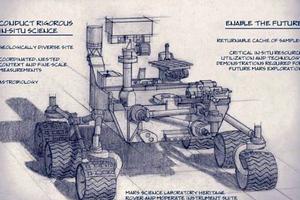 Το Mars 2020 διάδοχος του Curiosity