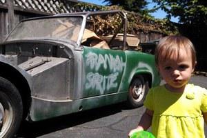 Νήπιο αγόρασε… αυτοκίνητο στο eBay
