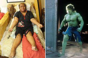 «Μοιάζω με μπόντι μπίλντερ, αποκαλώ τον εαυτό μου Hulk»