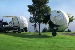 Έγινε και το γκολφ extreme σπορ