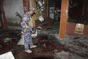 Νέα αιματηρή επίθεση με 38 νεκρούς στο Ιράκ