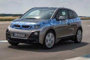 Η BMW αποκαλύπτει τα τεχνικά στοιχεία του νέου i3