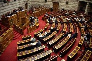 Την πρόταση του ΣΥΡΙΖΑ για εξεταστική  για το κλείσιμο της ΕΡΤ συζητά η Ολομέλεια