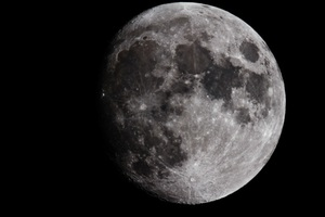 Σε μόνιμο νέφος σκόνης η Σελήνη