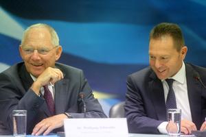 Στουρνάρας: Πρόκληση ο συνδυασμός δημοσιονομικής προσαρμογής και ανάπτυξης